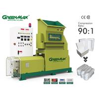 Advanced GREENMAX M-C200 EPS recycling machine