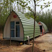 Cabin kit house for living