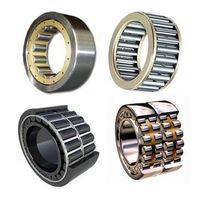 Cylindrical Roller Bearings, Double-row Cylindrical Roller Bearings, Four-row Cylindrical Roller Bea thumbnail image