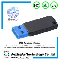 indoor & outdoor beacon customized ibeacon support printing logo