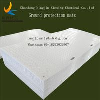 Ground protection mats 4ft X 8ft , Car park mats,Lawn protection mats