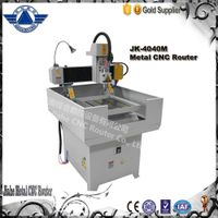 JK-4040 mini milling machine metal engraving cnc router on sale!