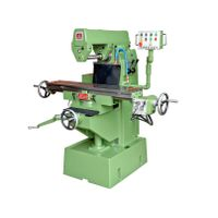 Horizontal milling machine H1 - LIAN JENG CORP.