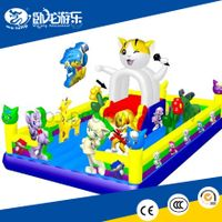 funny inflatable bounce, kids bounce house for party