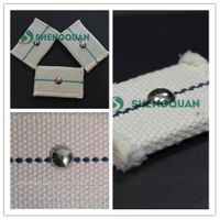 Flour Milling Machine Cleaner / Polyester or Cotton sieve cleaner /Cotton sifter pads