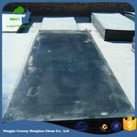 thermoforming hdpe sheet for marine PE sliding fender