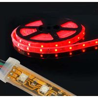 60led/m 12V/24V red color 100% waterproof IP48 5050 led tape light 5m/reel thumbnail image