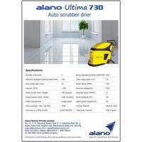 Alano Ultima 730: Auto Scrubber Drier