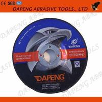 Different Specifications Depressed Center Grinding Wheel