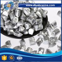 High Purity 99.99%-99.999% Al Granule Aluminium Cut Wire Shot