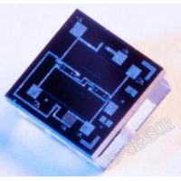 SOI piezoresistive pressure sensitive chip