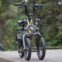 H-12-3R Perfect Foldable Electric Tricycle With 2 Seats For Adults 3 Wheels