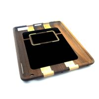 Protective wood Shell/ Case/ Cover For Apple iPad Air/ Mini Color wood