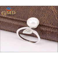 Wholesale simple design fancy jewelry fashion rings