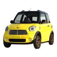 Miss Electric Vehicle Yellow,dual-use female mini