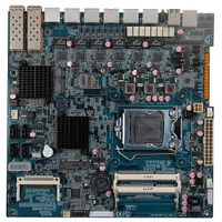 LAN-B85SFP-6L - 23*23CM 6*LAN Intel® B85 Industrial Board/ supports Intel® Core™ i7/ Core&trad