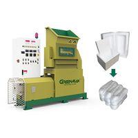 Professional GREENMAX M-C200 foam densifier