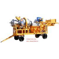 China mobile asphalt mixing plant thumbnail image