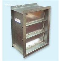 HVAC Backdraft Damper BD
