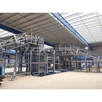 biomass fuel shredder, double-shaft shredder