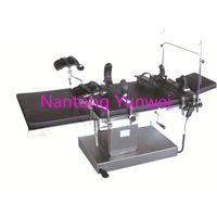D06 multi functional electric operating table electric surgical table for brain surgery