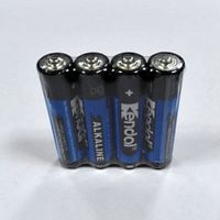 Size AAA LR03 Am4 alkaline battery