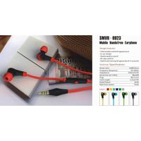 Mobile Handsfree Earphone (SMVR-0923)