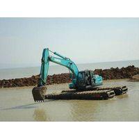 Amphibious Excavator ZD200 thumbnail image