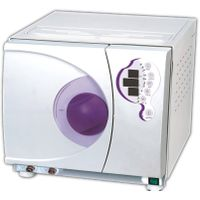 AVS-12L-B (LED) Table Type Pulse Vacuum Steam Sterilizer