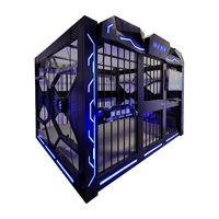 Amusement Park 9D VR Fight Cage Game Machines For Sale thumbnail image