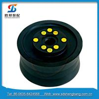 china supply Schwing dn230 concrete pump parts rubber piston ram thumbnail image