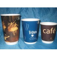 Double wall paper cup thumbnail image