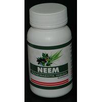 Herbal Neem, Azadirachta Capsules
