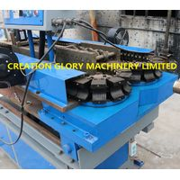 High quality plastic corrugated pipe extrusion production line