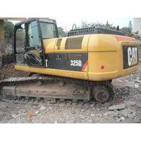 Used Caterpillar Crawler Excavator 325D