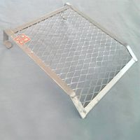 5 gallon metal bucket grid