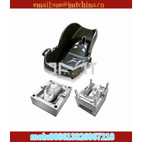 Manufacturer plastic injection mould-car safty seat mould thumbnail image