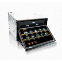 Double din car DVD player 7 Inch Touch Screen/TV/USB SD/AM FM/DUAL ZONE/Bluetooth /GPS thumbnail image