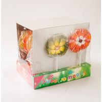 3D-Flowers lollipop