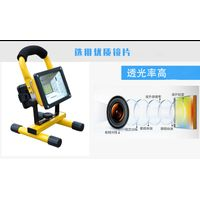 18650 rechargeable Floodlight 30W 24 led Flood light Waterproof Outdoor lights with charger By 18650 thumbnail image