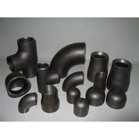 Carbon Steel A234 WPB SCH40 SCH80 90 Degree R=1.5D Long Radius Elbow thumbnail image