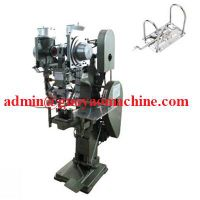 file making machine -four riveting machine