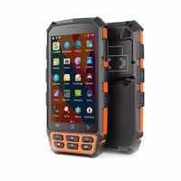 Rugged Android Tablet with barcode scanner