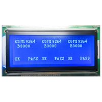 Customized Character LCD Module Display