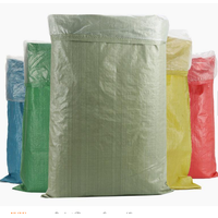 PP Woven Sack Bags PP Bags With Liner Laminated Printed for Fertilizers Sugar Food Grains thumbnail image