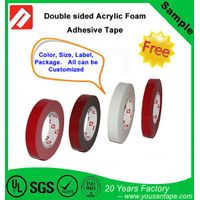 Die Cutting 3M VHB Tape Pressure-sensitive Closed-cell Acrylic Foam Tape