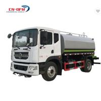 5000 Liters Water Tank Truck, Water Sprinkler Truck, Water Tanker Truck thumbnail image