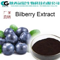 100% natural Blueberry Extract/Bilberry Extract /Anthocyanidins