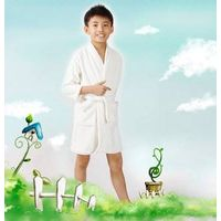 kids towel robe