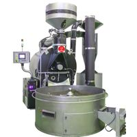 Industrial machine for coffee roasting 70 kg / cycle thumbnail image